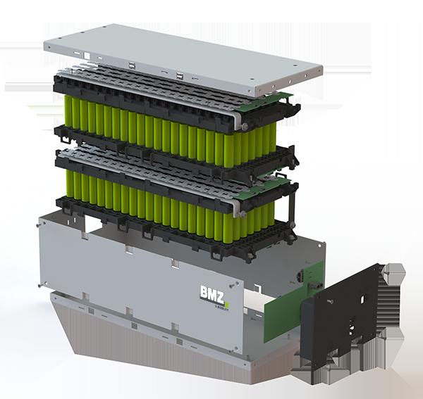 Batteriehersteller und Batteriesysteme – BMZ GROUP BMZ